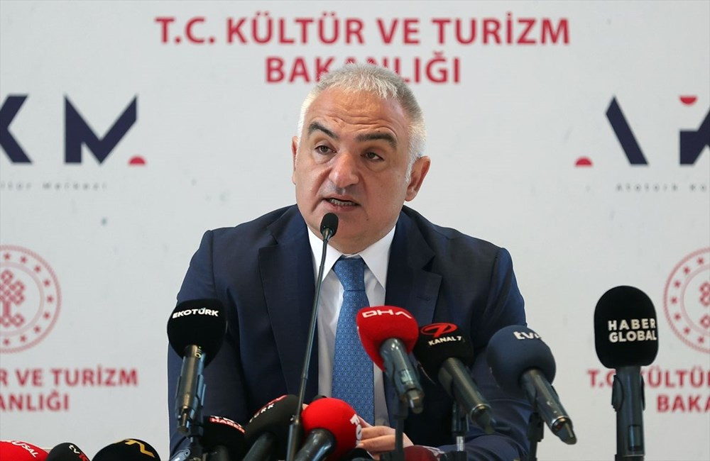Kültür ve Turizm Bakanı Ersoy: AKM dünyadaki en önemli 10 kültür merkezi arasında yer alacak - 10