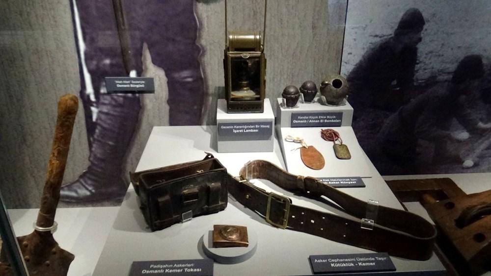 Çanakkale ruhu mobil müze ile Türkiye'ye yolculuğuna başladı - 8
