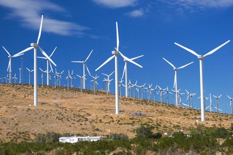 Türkiye genelinde 11 adet rüzgar santralı olan GE,140 binden fazla evin enerjisini bu tesisler sayesinde karşılıyor.