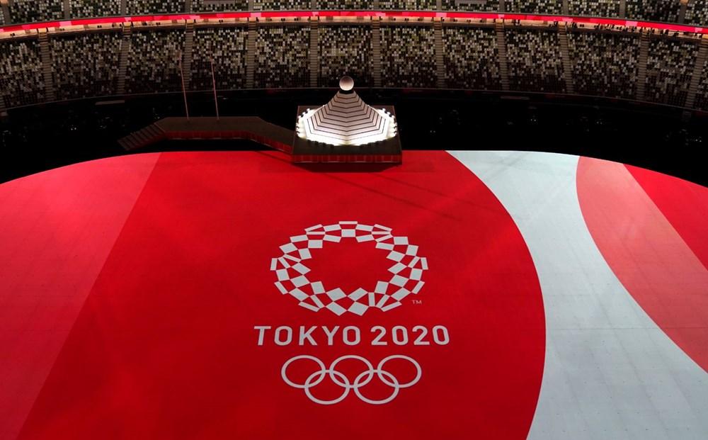 2020 Tokyo Olimpiyatları görkemli açılış töreniyle başladı - 48