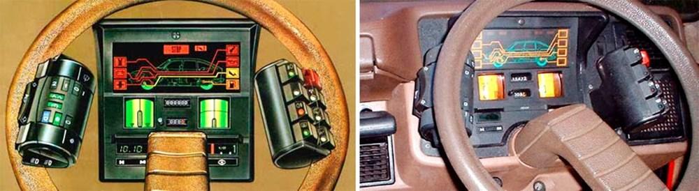 80'li yıllara damgasını vuran otomobil konsolları - 19