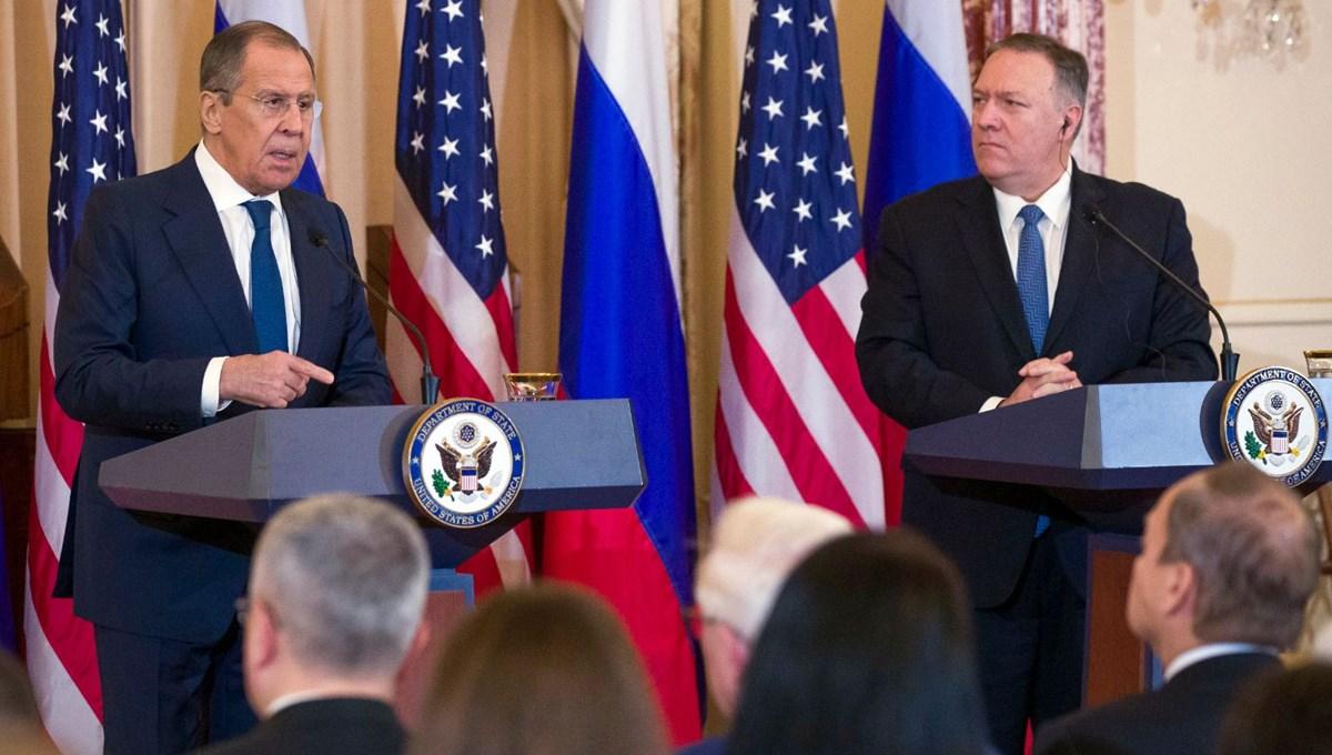ABD ile Rusyaİran nükleer anlaşmasını görüştü
