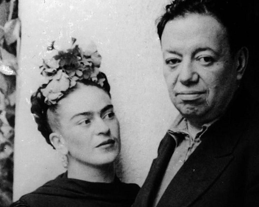 Ressam Frida Kahlo kimdir? (Tahta Bacak Frida Kahlo'nun hayatı) - 7