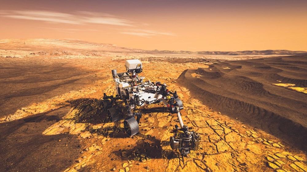 """""""NASA, Dünya'daki mikropları Mars'a taşıdı"""": Kızıl Gezegen tehlikede mi? - 3"""