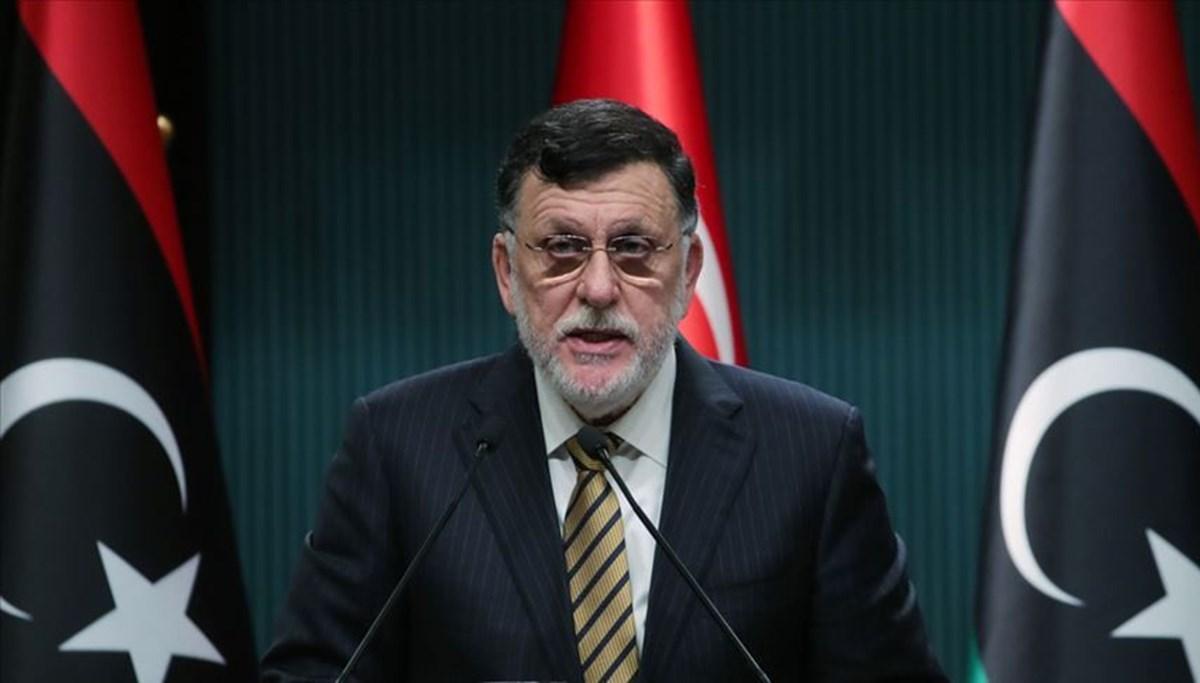 Libya Başbakanı Serrac: Acilen kabine revizyonu yapılacak