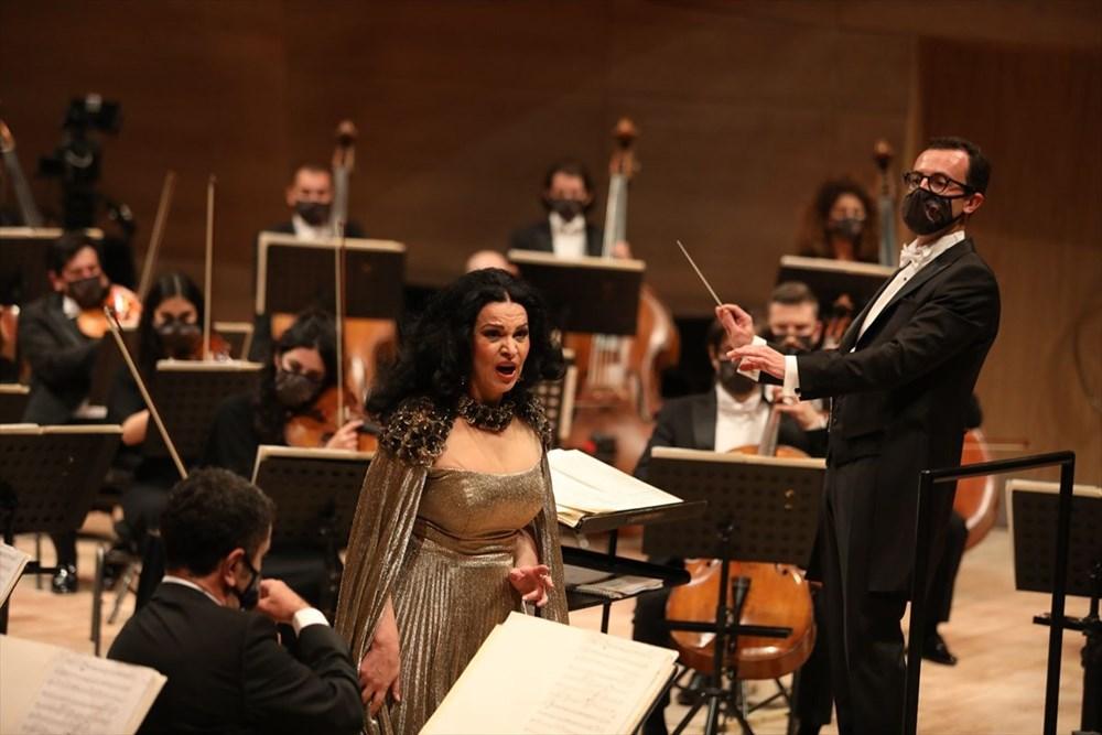 Cumhurbaşkanlığı Senfoni Orkestrası yeni bina açılış konseri - 36