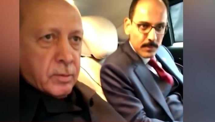 Cumhurbaşkanı Erdoğan, Galataport işçilerinden projeyle ilgili bilgi aldı