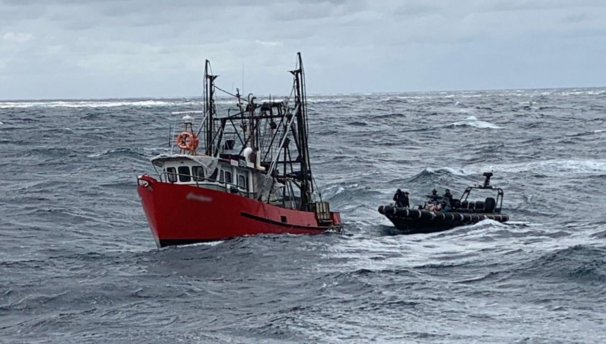 Avustralya'da teknede 1.9 ton kokain ele geçirildi