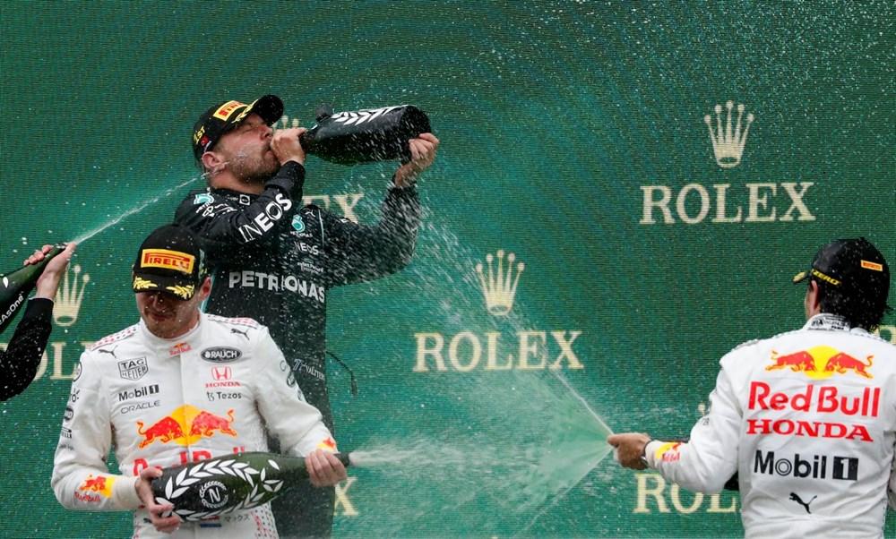 Formula 1 Türkiye Grand Prix'sinde kazanan Valtteri Bottas - 29