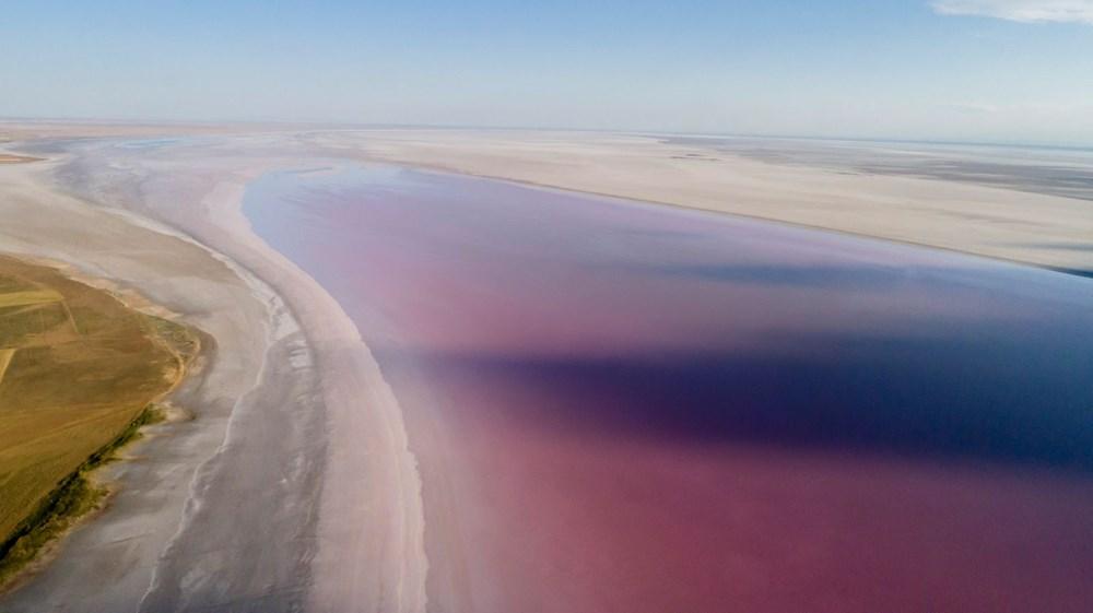 Tuz Gölü küçülüyor - 14