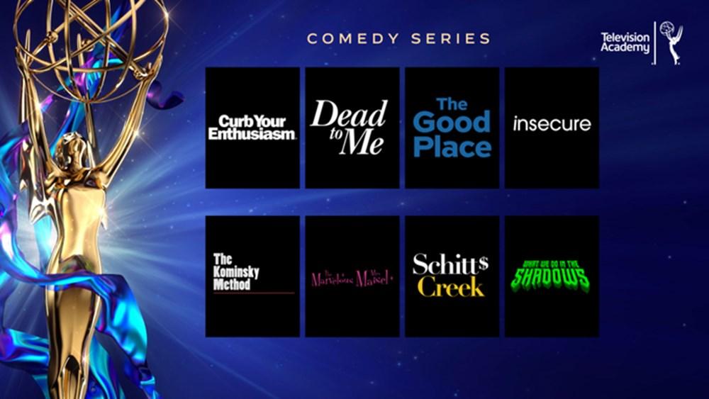 72. Emmy Ödülleri 2020 adayları belli oldu - 4