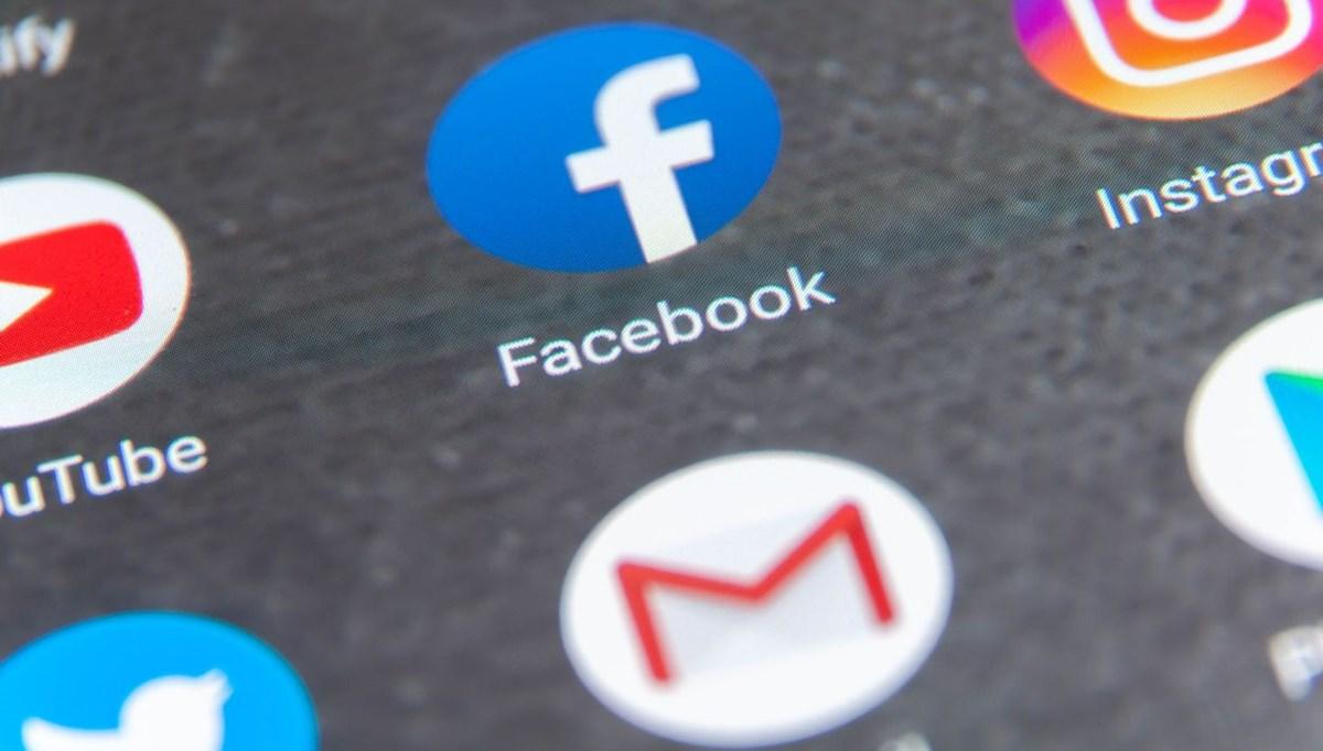 Facebook çöktü mü, neden açılmıyor? Gmail çöktü mü? (Facebook'a erişim sorunu)