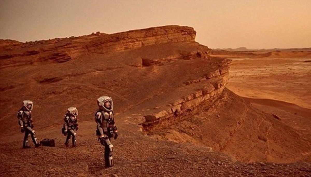 ABD'li bilim insanları açıkladı: Mars'ın tuzlu suyundan oksijen ve yakıt üretecek teknoloji geliştirildi