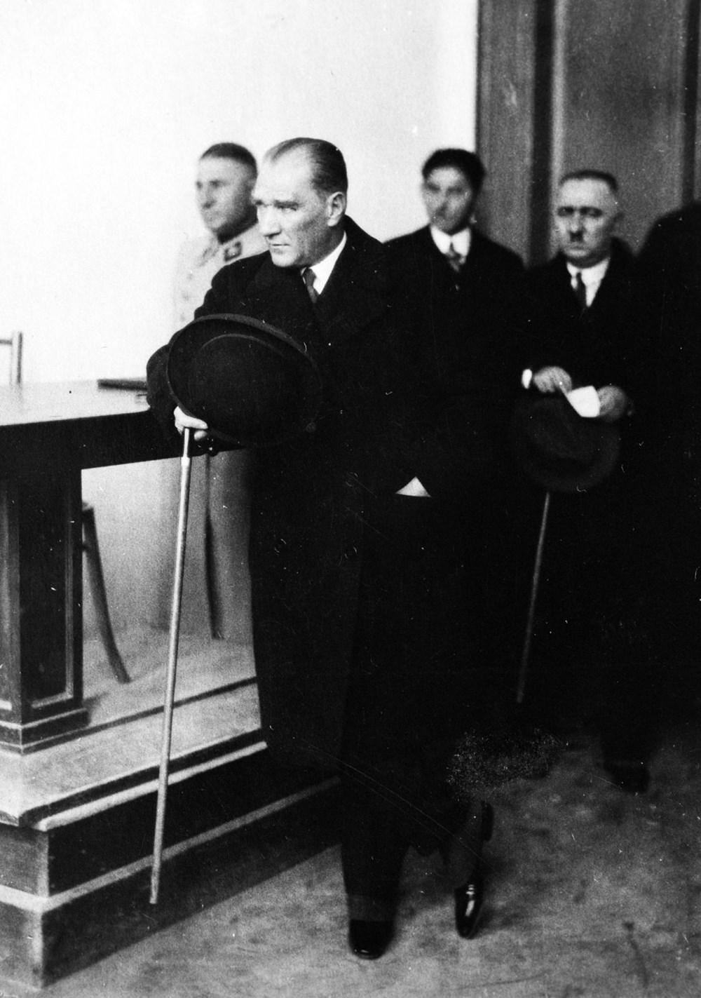 Mustafa Kemal Atatürk'ün ebediyete intikalinin 82. yılı (10 Kasım 1938) - 13