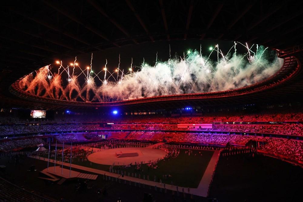 2020 Tokyo Olimpiyat Oyunları, resmen sona erdi (Türkiye, olimpiyat rekorunu kırdı) - 4