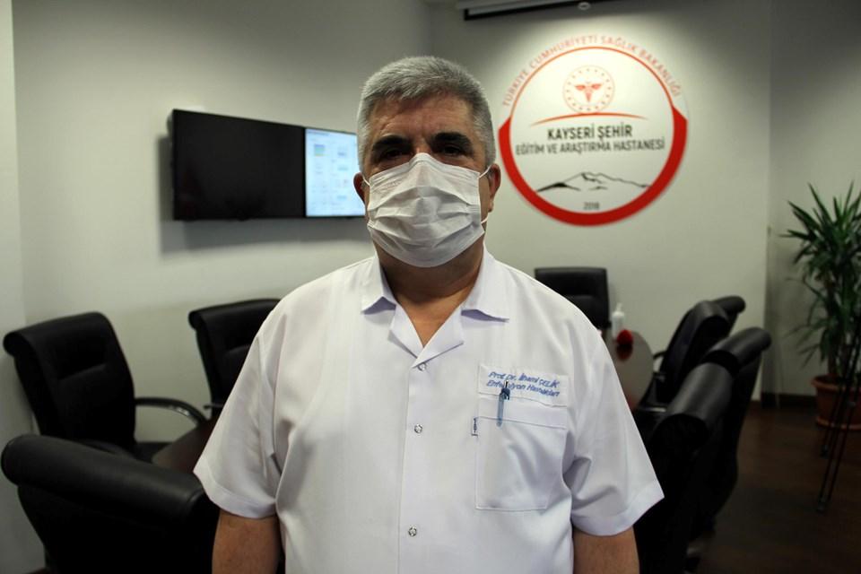 Sağlık Bakanlığı Koronavirüs Bilim Kurulu Üyesi Prof. Dr. İlhami Çelik