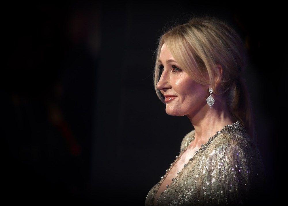 J.K. Rowling'in yeni romanına transfobi suçlaması - 2