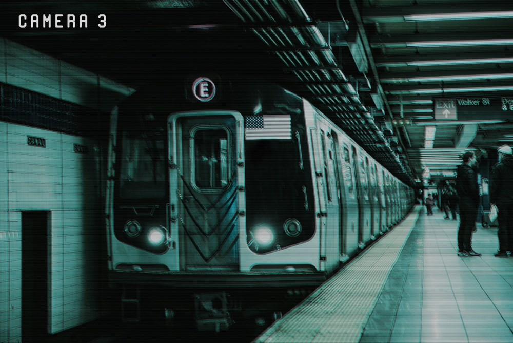 Gözetim şehri New York: Yüz tanıma kameraları - 10