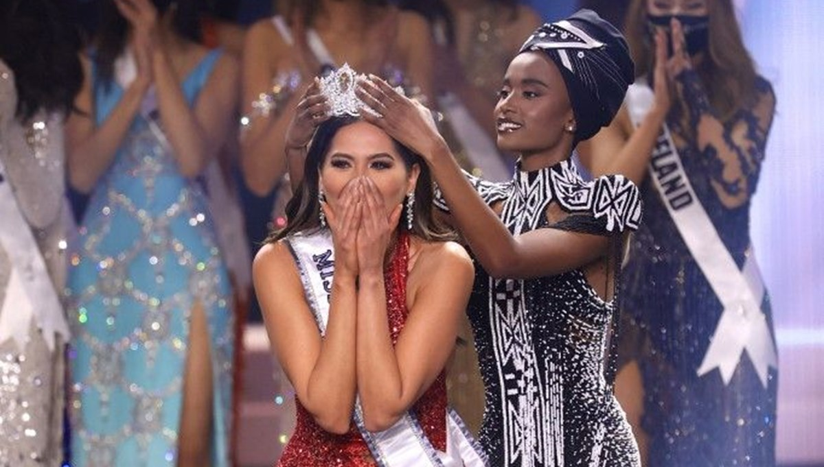 2021 Kainat Güzeli seçildi (2021 Miss Universe)