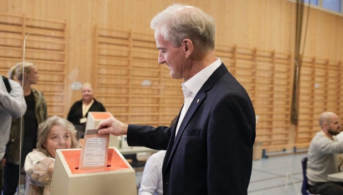 Norveç'te seçim sonuçlarında sol blok önde