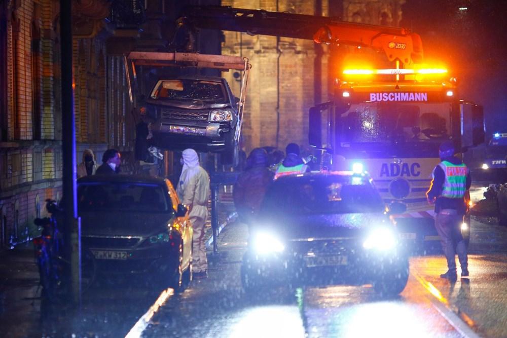 Almanya'da bir araç yayalara çarptı: 5 ölü, 14 yaralı - 3