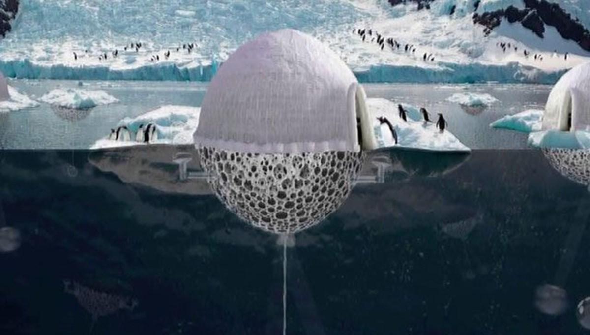 İklim değişikliğine karşı iglolu çözüm