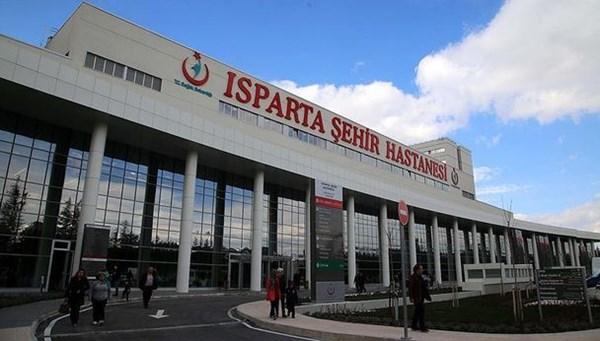 Isparta'da corona virüs şüphesi olan hasta taburcu edildi