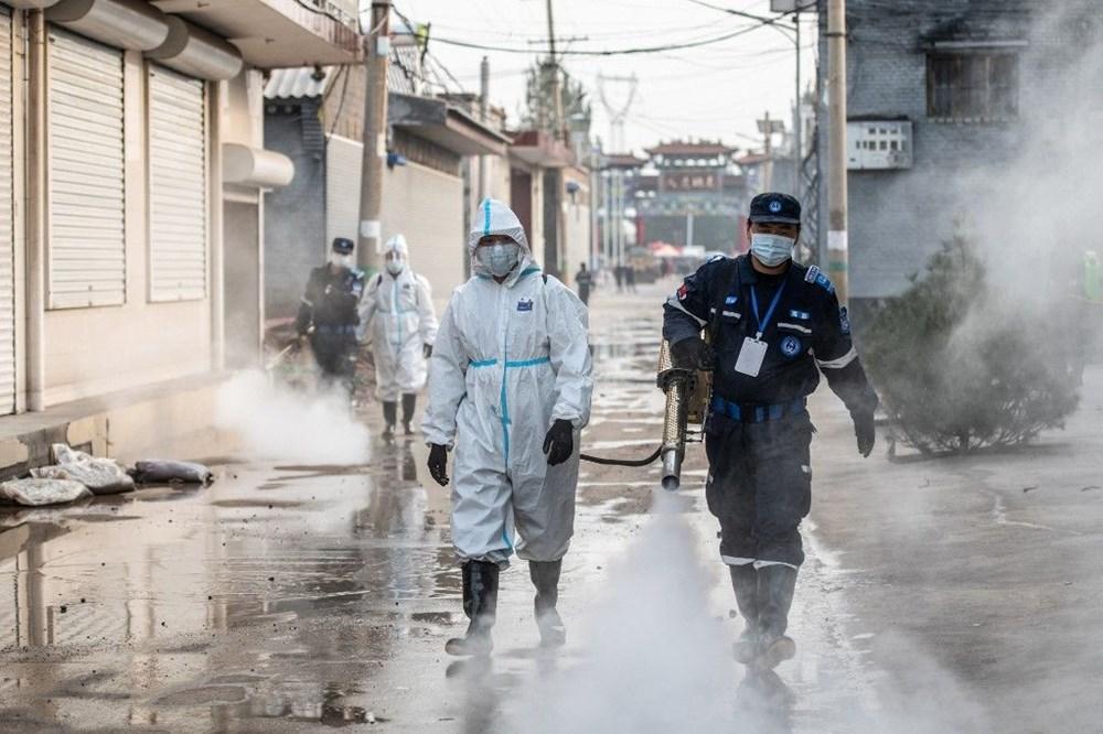 Çin'de sel felaketi: 15 can kaybı - 9