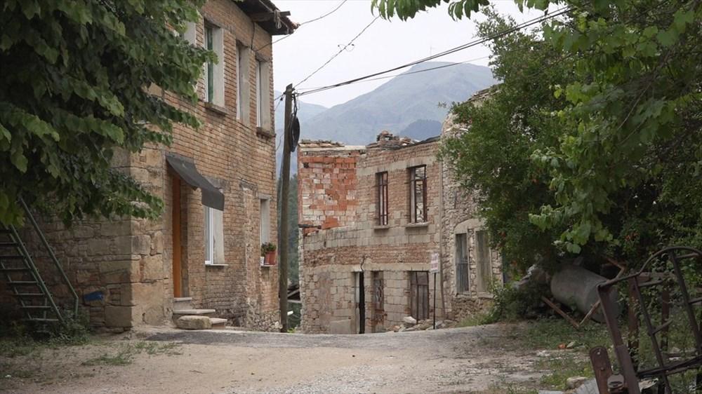Helenistik dönemde kurulan Attouda Antik Kenti'nde yaşam devam ediyor - 5