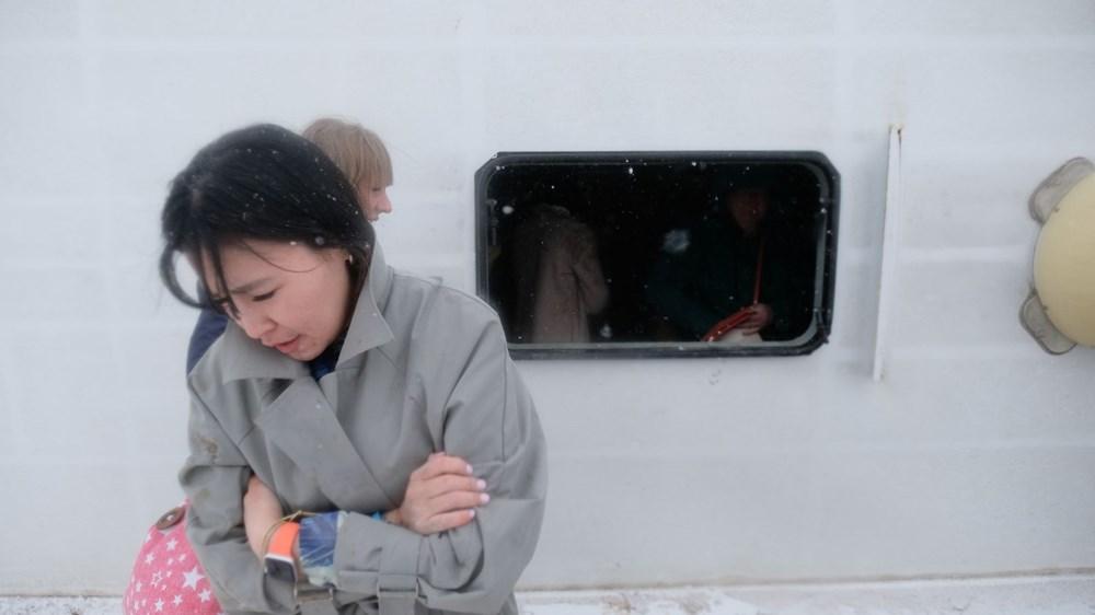 Konya'da 2 tur otobüsü devrildi: 1 Rus turist öldü, çok sayıda yaralı - 3