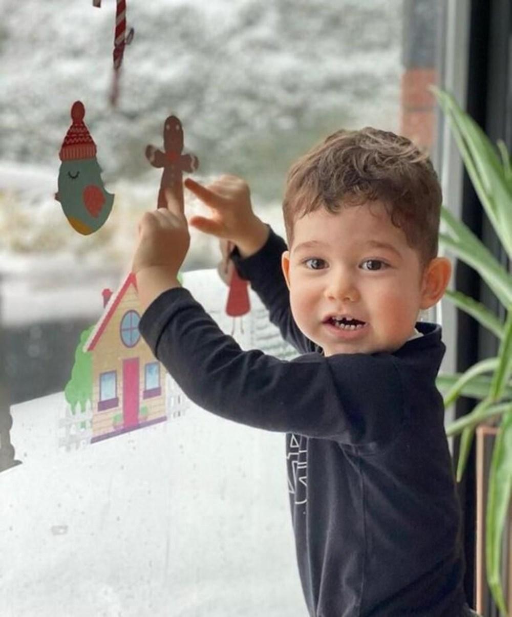 Ünlülerin kar sevinci - 4