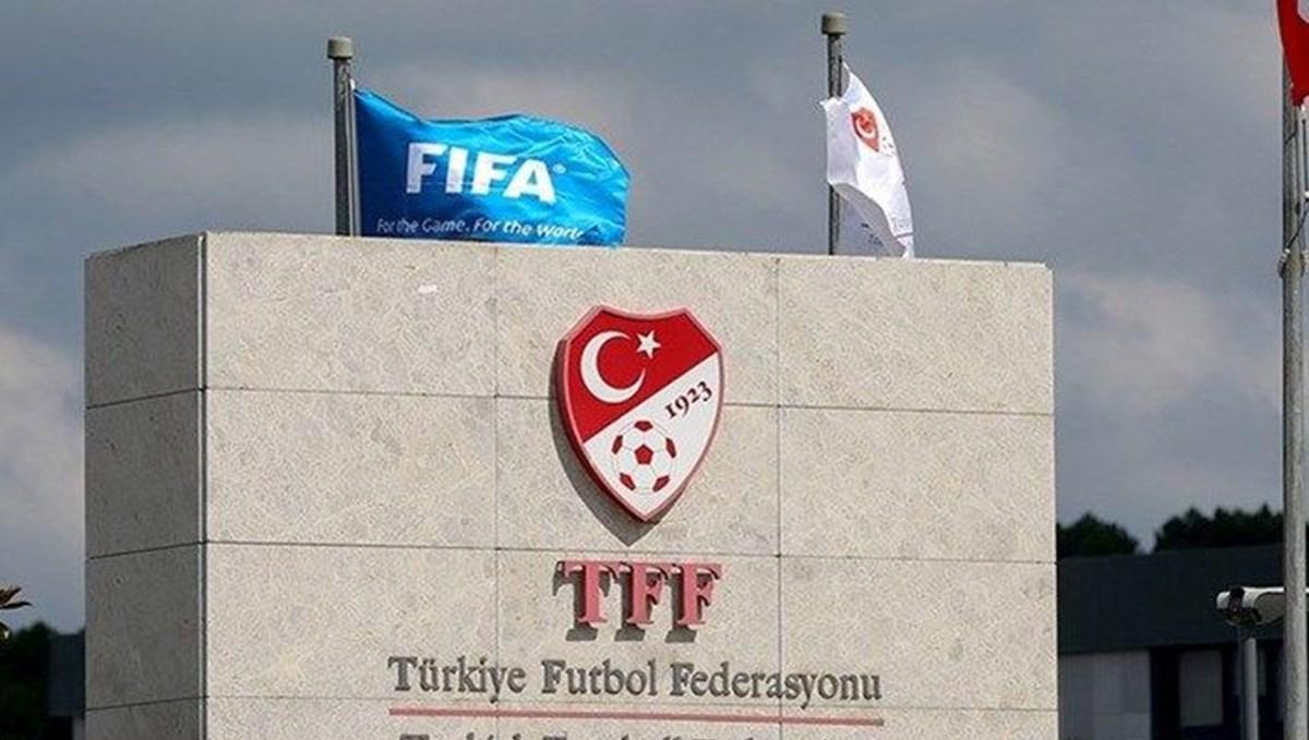 SON DAKİKA:TFF, 2021-2022 sezonu için harcama limitlerini açıkladı