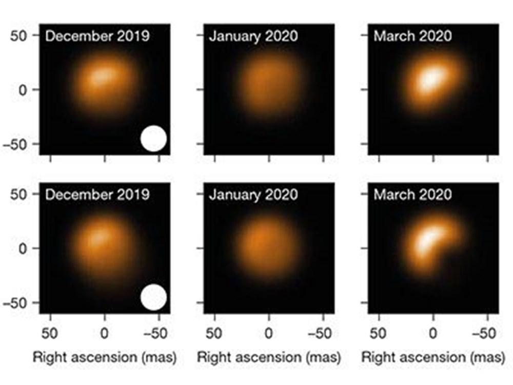 """Devasa yıldız """"Betelgeuse""""un geçen yıl aniden ortadan kaybolmasının gizemi çözüldü - 3"""