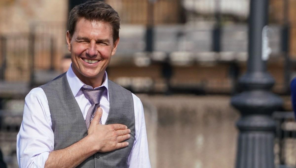 Hollywood'un yaşlanmayan yıldızı Tom Cruise 59 yaşında