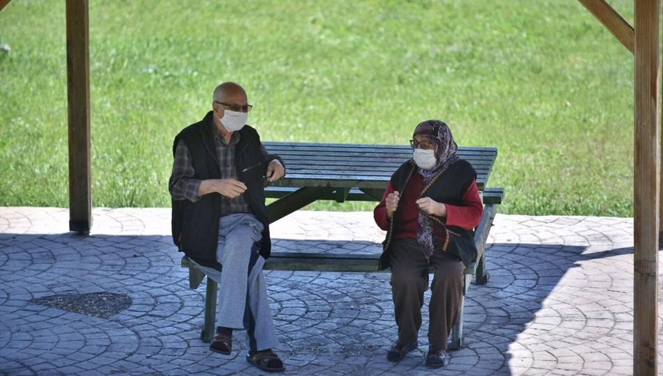 İstanbul'da65 yaş ve üstüne sokağa çıkma kısıtlaması