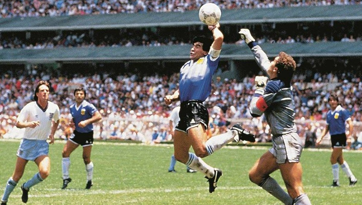 Maradona ve unutulmaz golü banknot olacak