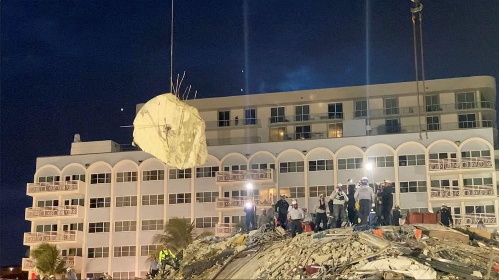 ABD'de çöken binada zamana karşı yarış - 7