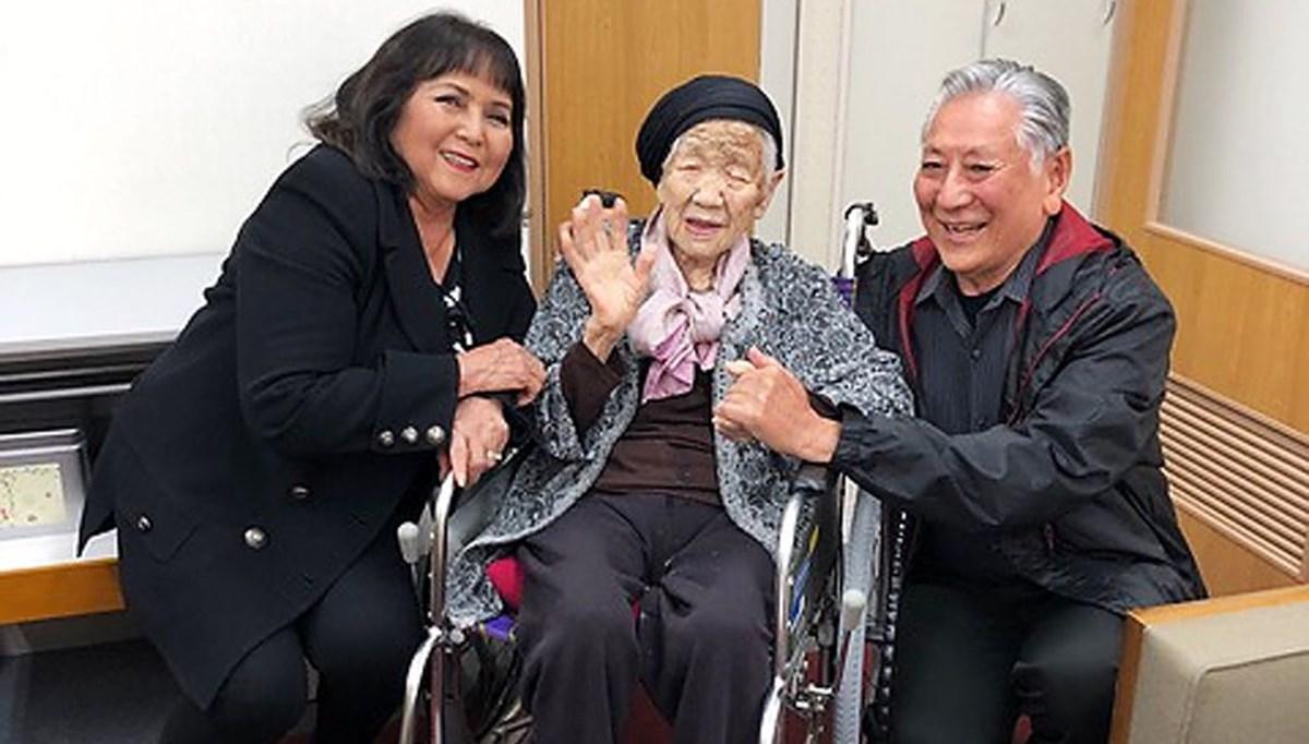 Dünyanın en yaşlı kişisi 118 yaşına bastı