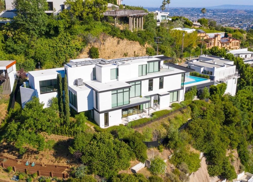 Ariana Grande'nin 13,7 milyon dolarlık evi - 3