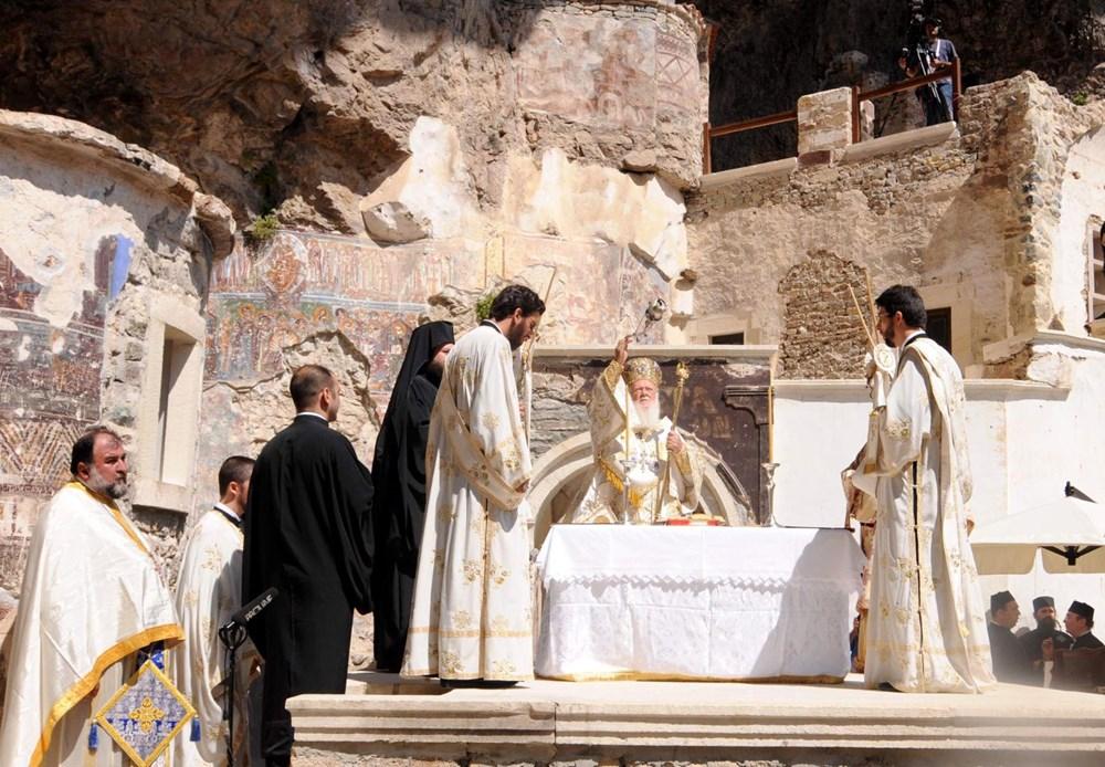 Sümela Manastırı'nda 5 yıl sonra ilk ayin cumartesi günü yapılacak - 4