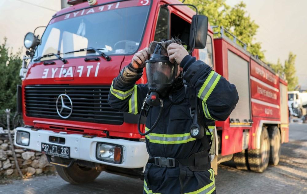 Balayını iptal edip yangınla mücadeleye koştu: Bana asıl şimdi ihtiyaç var - 13
