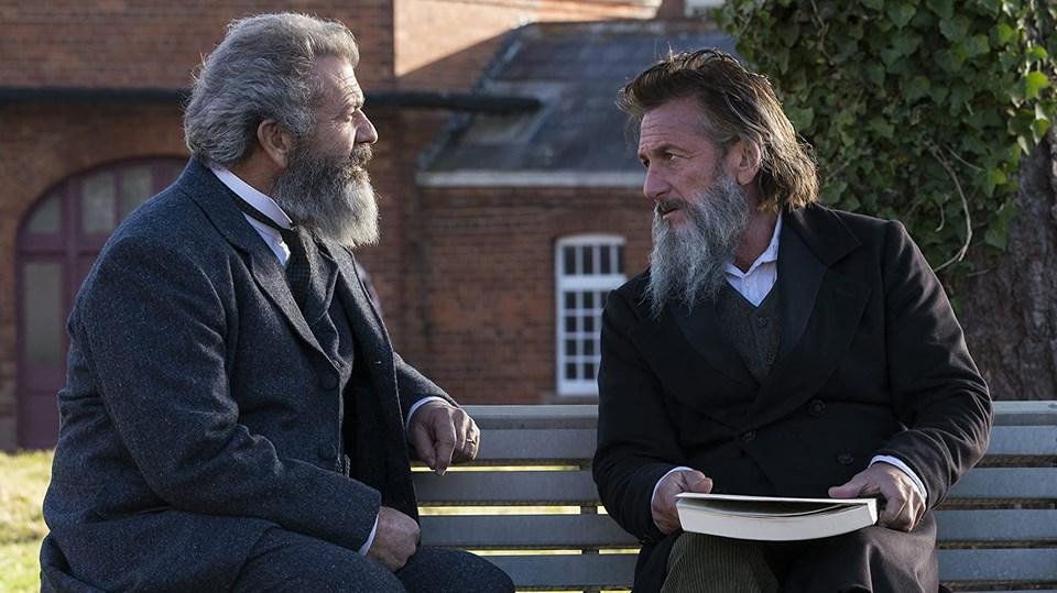 Sean Pennson son filmi Deli ve Dahi'de Mel Gibson ile birlikte rol aldı