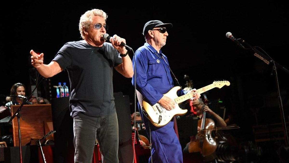 İngiliz grup The Who'ya Kraliyet onuru