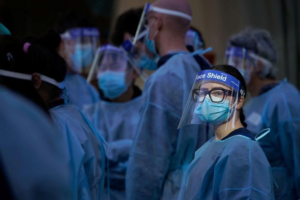 Corona virüste son durum: ABD salgının merkezi olmaya devam ediyor - 5