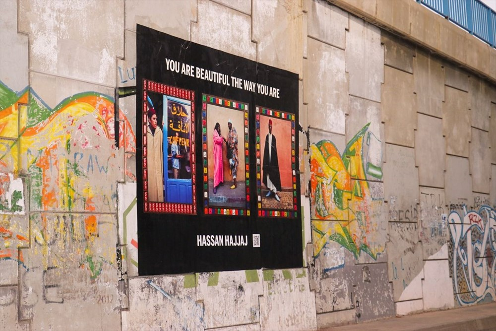 Afrikalı sanatçılar, Olduğun gibi güzelsin isimli çağdaş sanat projesinde birleşti - 7