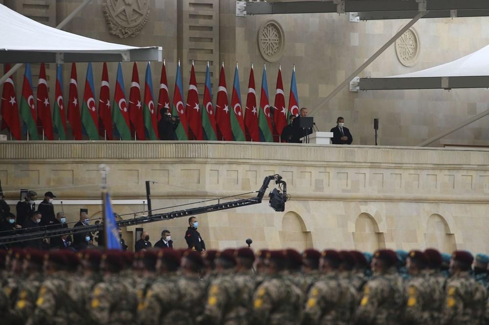 Bakü'de Karabağ zaferi kutlaması - 5