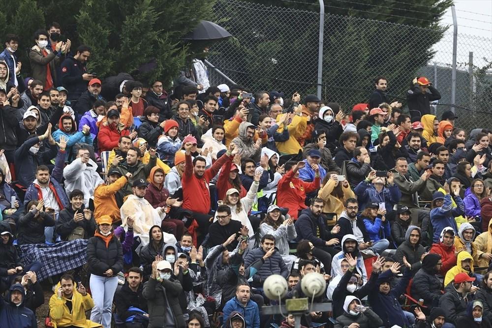 Formula 1 Türkiye Grand Prix'sinde kazanan Valtteri Bottas - 15