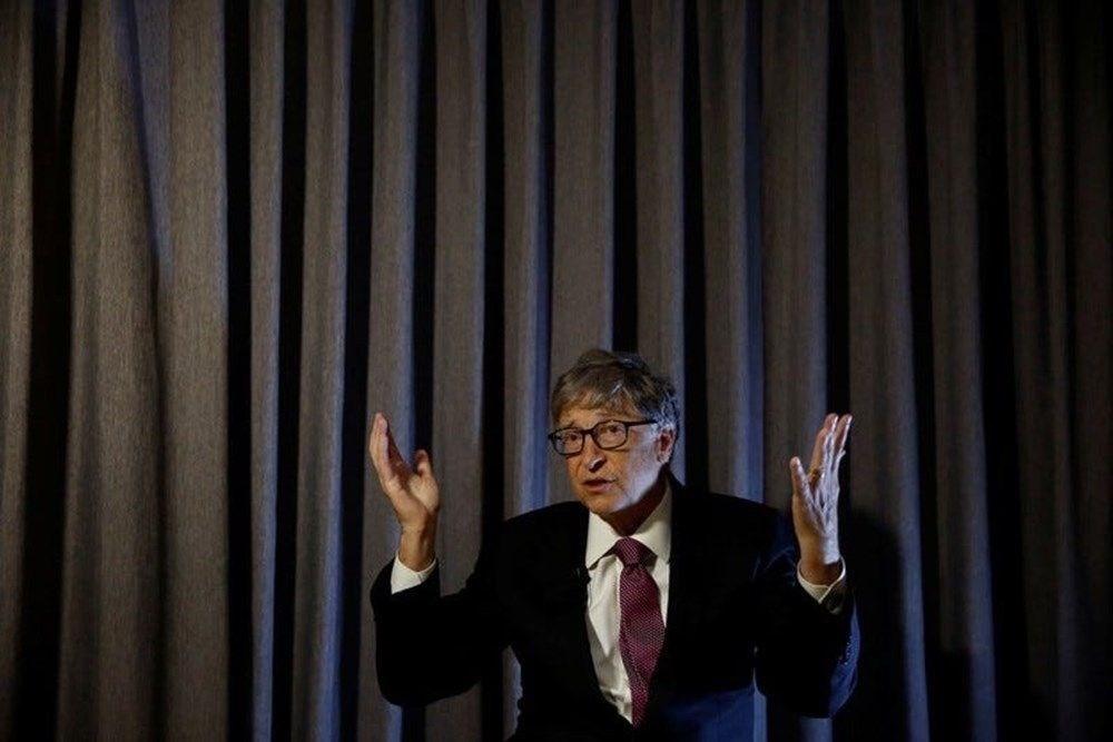 Bill Gates'ten corona virüs iddialarına yanıt - 12