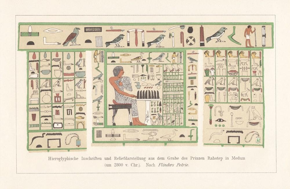 """Antik Mısır'ın """"Mona Lisa""""sı binlerce yıl önce soyu tükenen hayvanı gün yüzüne çıkardı - 4"""