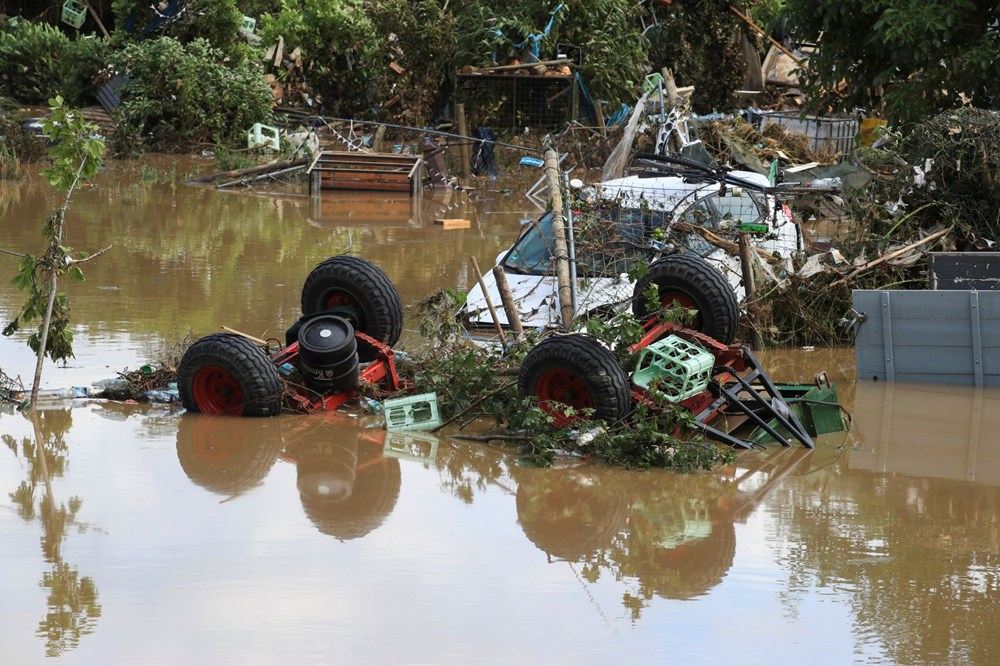 Flood disaster in Germany: The death toll reaches 95 - 12
